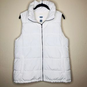 Women's Old Navy Puffy Vest